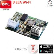 EBA WIFI – compatibila cu functia ULink
