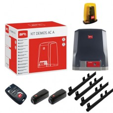 materiale electrice - kit deimos ac a 600 + 4 cremeliere - bft - kit deimos ac a 600 + 4 cremeliere