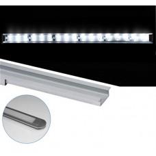 electrice vrancea - profil aluminiu,pentru banda led, ingropat, 1m - lumen - 05-30-560