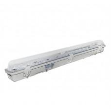 Corp de iluminat industrial, pentru Tuburi Led 1x120, 1258 mm, IP65