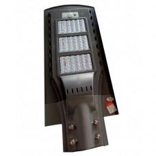 Corp iluminat cu panou solar si senzor, 90W